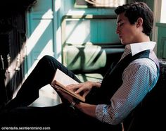 there is nothing sexier than a man who loves reading