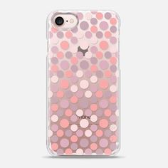 Blushing Dots - Snap Case