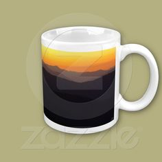 Majestic Mountains Mugs from Zazzle.com
