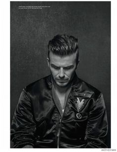 David Beckham Poses for Moody AnOther Man Images image David Beckham AnOther Man Photo 002 800x1040