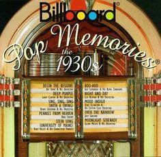 Billboard Pop Memories: The 1930s { Various Artists } ~ Bing Crosby, http://www.amazon.com/dp/B00000336W/ref=cm_sw_r_pi_dp_ClShqb1DZZD3X