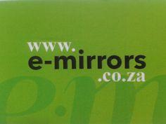 e-mirrors | via Layar