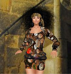 un petit clin d'oeil Create An Avatar, Something About You, Second Life, Wonder Woman, Eyes, Wonder Women