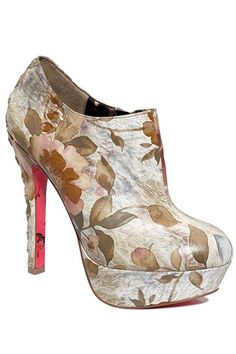 not usually crazy about Betsey Johnson pieces but this bootie is surprisingly demure and versatile