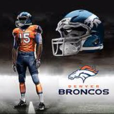 Denver Nike pro combat uniforms