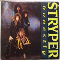 "11.7.12 - Stryper ""Honestly"""