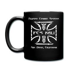 FCS Kali West Coast Mug