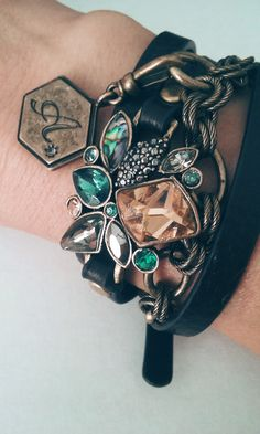 My Chloe and Isabel arm party! Wrap bracelets and charms.  Whether you are a Chloe: funky, trendy and always in the know when it comes to fashion - or an Isabel: timeless, classic and elegant, or a little bit of both, there's something for you in my online boutique. Open 24/7 - that means stress-free shopping!