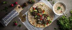 Φαλάφελ: Η αυθεντική συνταγή Falafel, Kid Friendly Meals, Good Mood, Vegan Vegetarian, Recipies, Vegan Recipes, Clean Eating, Tacos, Veggies