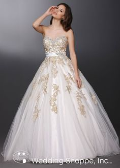 Da Vinci Bridal Gown 50282