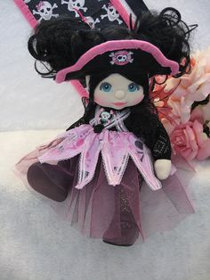 OOAK My Child Doll Pirate Fairy