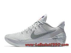 709fa62a9049 Nike Kobe A.D DeRozan PE Chaussures Nike Basket Pas Cher Pour Homme Blanc  942301-900