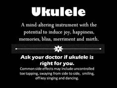 Is the Ukulele right for you?