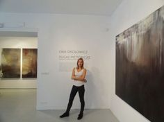 Ewa in Kessler Battaglia Gallery