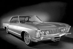1963 Buick Riviera - Promotional Photo Poster