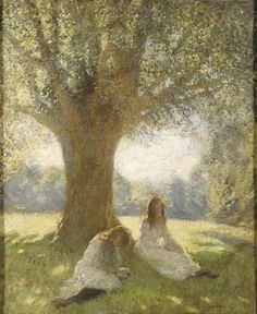 Sir George Clausen (1852-1944)