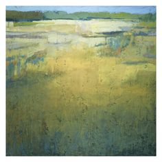 Jeannie Sellmer - Landscape, Abstract, and Mixed Media Artist - Representational Landscape Artwork, Abstract Landscape Painting, Contemporary Landscape, Abstract Art, Painting Inspiration, Find Art, Cool Art, Art Prints, Giclee Print
