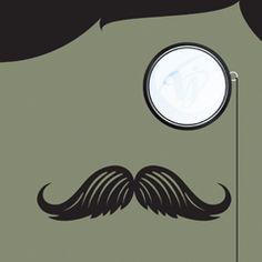 Movember 2012 - Put the MAN in Fu Manchu :: Vladimir Jones :: Denver Ad Agency