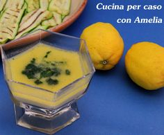 Citronette ricetta bimby