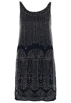 Sukienka koktajlowa - peacoat