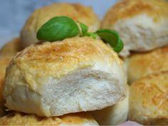 Magiska ostfrallor - Victorias provkök Fika, Bread Baking, Hamburger, Muffins, Cheesecake, Victoria, Breakfast, Recipes, Foodies