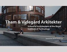 """Check out new work on my @Behance portfolio: """"Tham & Videgård Arkitekter/School of Architecture"""" http://be.net/gallery/62745053/Tham-Videgard-ArkitekterSchool-of-Architecture"""