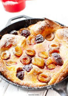 Dutch Baby Hawaiian Pizza, Crepes, Dutch, Pancakes, Pie, Sweets, Baby, Food, Breakfast Ideas
