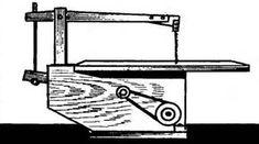 Вид со стороны шкивов