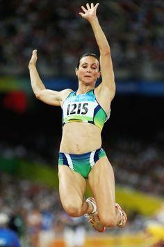 Maurren Maggi - Athletics - Beijing 2008 - Womens Long Jump