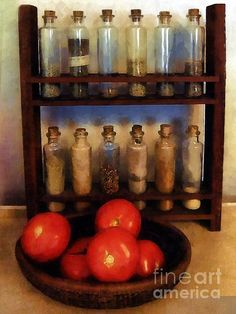 """Kitchen Alchemy"" ~ © 2015 RC deWinter ~ All Rights Reserved"
