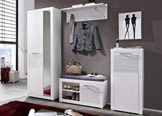 Epic Kleiderschrank Loft praktischer Kleiderschrank mit Faltt ren und Glasfront in Magnolie http moebilia de wiemann loft kleiderschrank loft u