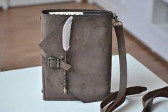 Lisbet / kožený zápisník Travel bag RONJA
