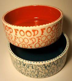 Food/water bowl