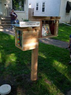 Little Free Library - Minneapolis, MN