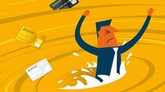 Schuldneratlas: Wie sieht der typische Schuldner aus? (Interview in der Wirtschaftswoche)