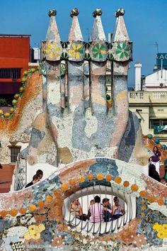 Casa Batlló (Gaudi) Barcelona