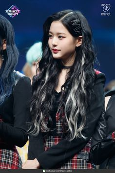 200227 IZ*ONE's winning ceremony at M Countdown official photos. U Kiss, Gain Followers, Woo Young, Japanese Girl Group, Girl Day, The Wiz, Electronic Music, One Pic, Yuri