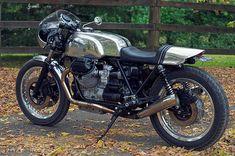 Moto Guzzi 850 Le Mans custom by Machine