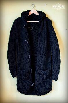 Oversized Maxi sweater moniszkarzeczyladne.blogspot.com