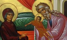 'Αγιος Συμεών ο Θεοδόχος: Ο προστάτης των εγκύων και των εμβρύων