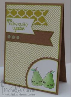 Pink and Main Sweet Friends Photo polymer Clear Stamp Set