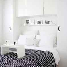 Need help with a small bedroom? Here are some ideas on how to make the most of…