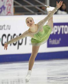 Figure Skater Kiira Korpi has won the Moscow gp race with record points of Women Figure, Ladies Figure, Ice Girls, Figure Skating Dresses, Ice Princess, Moscow, Gymnastics, Burton Snowboards, Kitesurfing