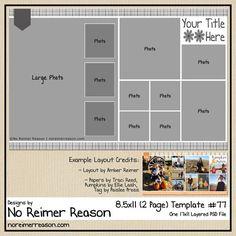 Layouts | No Reimer Reason