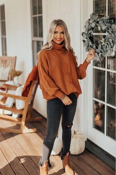Trendy Fall Outfits, Fall Fashion Outfits, Fall Winter Outfits, Cute Casual Outfits, Autumn Winter Fashion, Fall Winter Fashion, Autumn Outfits Women, Fall Work Outfits, Fall Outfit Ideas