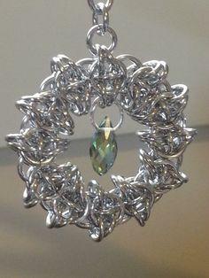 Celtic Vision ornament