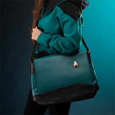 Carry Your Stuff In Star Trek Style! | Geek Decor