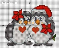 Image gallery – Page 768637861379903428 – Artofit - Salvabrani Cross Stitch Christmas Cards, Xmas Cross Stitch, Cross Stitch Cards, Cross Stitch Animals, Christmas Cross, Counted Cross Stitch Patterns, Cross Stitch Designs, Cross Stitching, Cross Stitch Embroidery