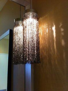 Homemade Light Fixtures | DIY light fixture?