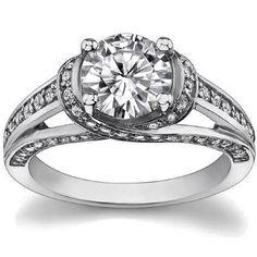 Cascade of diamonds